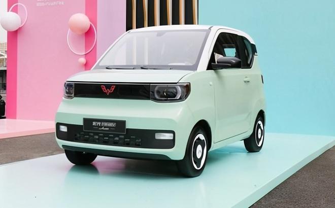 Chiếc ô tô điện giá hơn 100 triệu phá đảo doanh số, 2 phút có 1 xe xuất xưởng