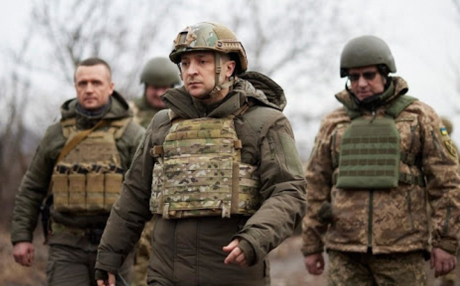"""Nguy cơ một cuộc """"đối đầu nóng"""" giữa Nga và Ukraine"""