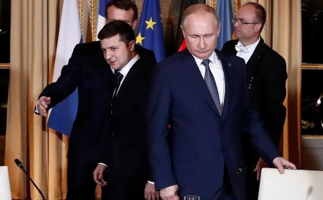 Tổng thống Ukraine muốn thảo luận với ông Putin về Donbass, Nga chưa hồi đáp