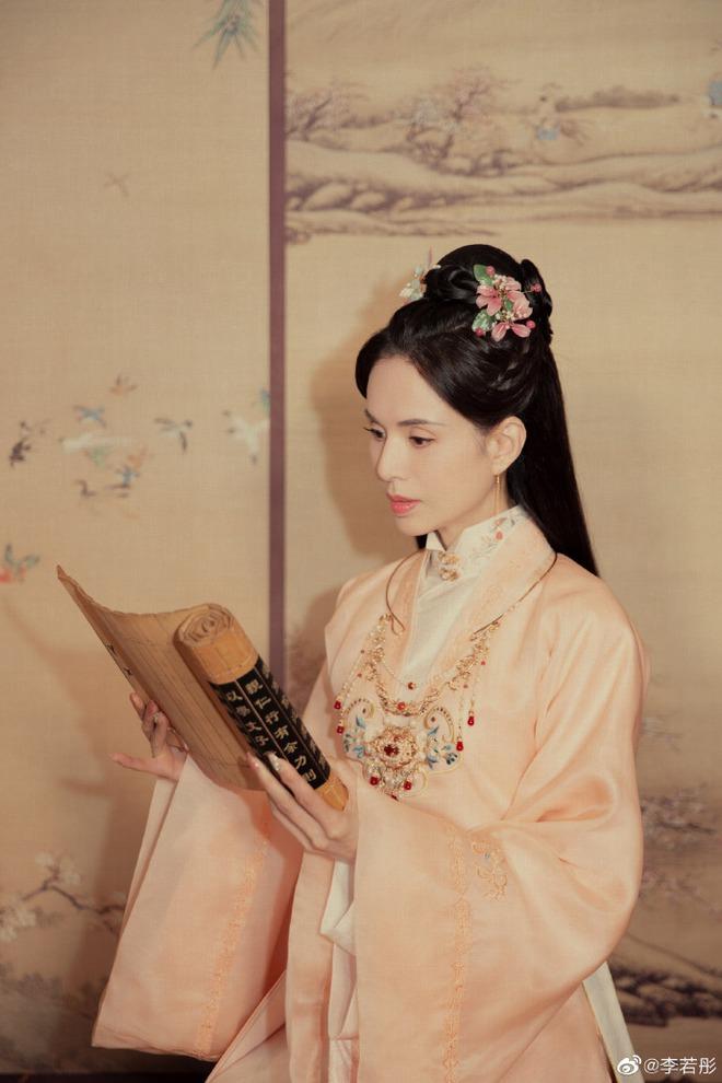 Ở tuổi U60, Lý Nhược Đồng vẫn đẹp ngây ngất khi tái hiện lại hình ảnh Tiểu Long Nữ - Ảnh 11.