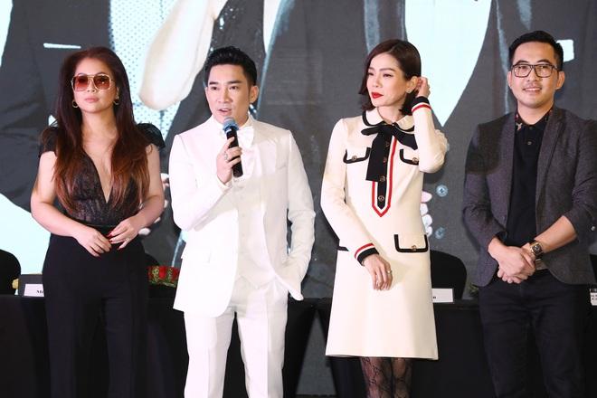 Quang Hà làm show 11 tỷ sau vụ cháy sân khấu: Tôi cũng không cần phải cúng bái, tâm linh gì hết - Ảnh 1.