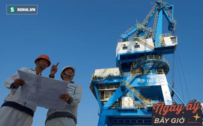 Trận mưa sau lễ động thổ Hòa Phát Dung Quất: Đất hoang thành nhà máy thép lớn nhất Đông Nam Á