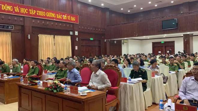 Bộ Công an thông tin có tổ chức ma túy in giả logo Đài Truyền hình Việt Nam gắn vào xe - Ảnh 1.