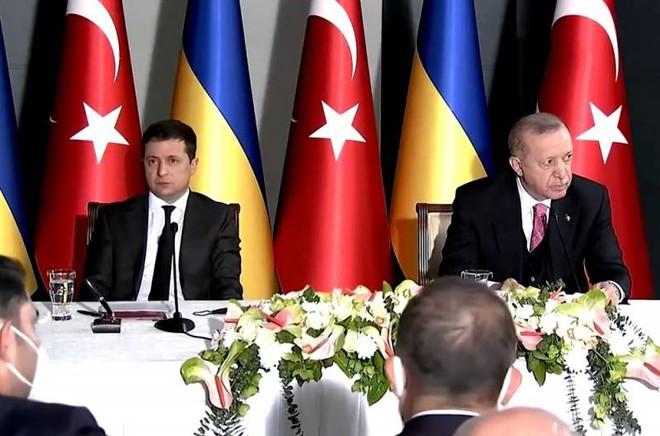 Thái độ lạ của Thổ Nhĩ Kỳ phá vỡ giấc mộng chống Nga của Ukraine: Cốc nước lạnh tỉnh người? - Ảnh 1.