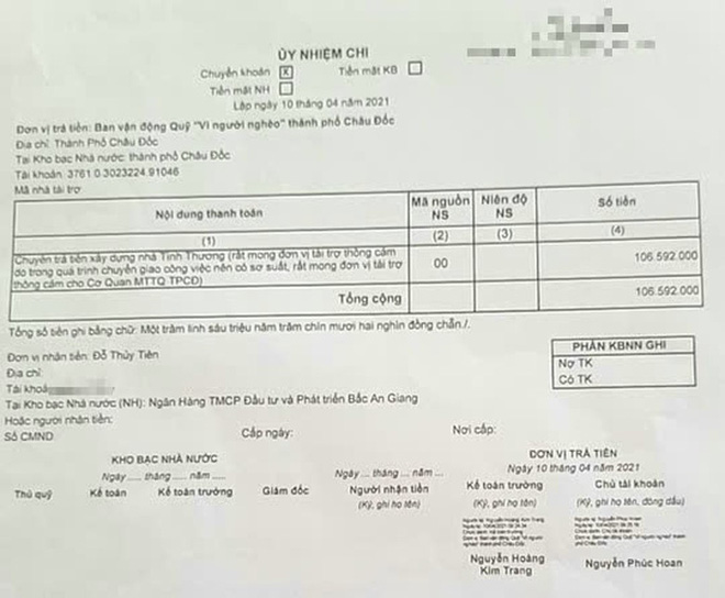 Lãnh đạo TP Châu Đốc lý giải việc trả 106 triệu đồng cho ông Đoàn Ngọc Hải - Ảnh 1.
