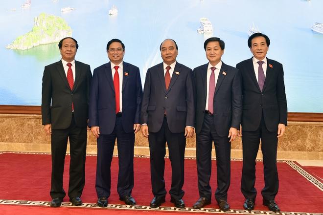 Giới thiệu chữ ký Thủ tướng Phạm Minh Chính và Phó Thủ tướng Lê Minh Khái, Lê Văn Thành - Ảnh 5.