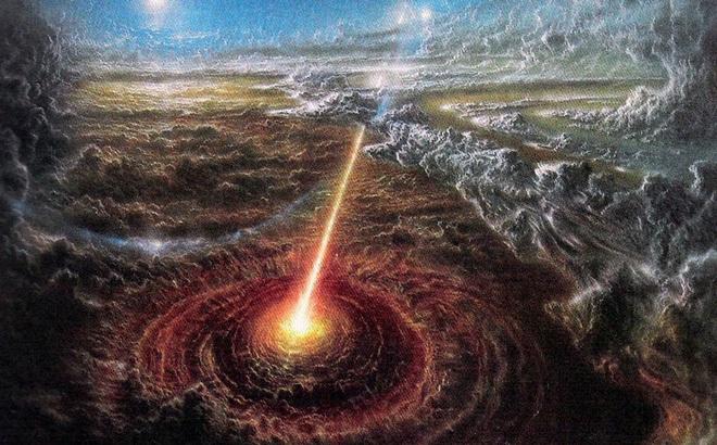 """""""Vết sẹo"""" 2 tỷ năm tuổi trên Trái Đất: """"Bằng chứng thép"""" cho cuộc chạm trán ngoài hành tinh"""