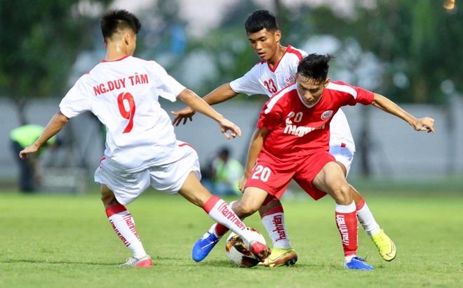 Kết quả U19 PVF vs U19 An Giang: Phô trương sức mạnh