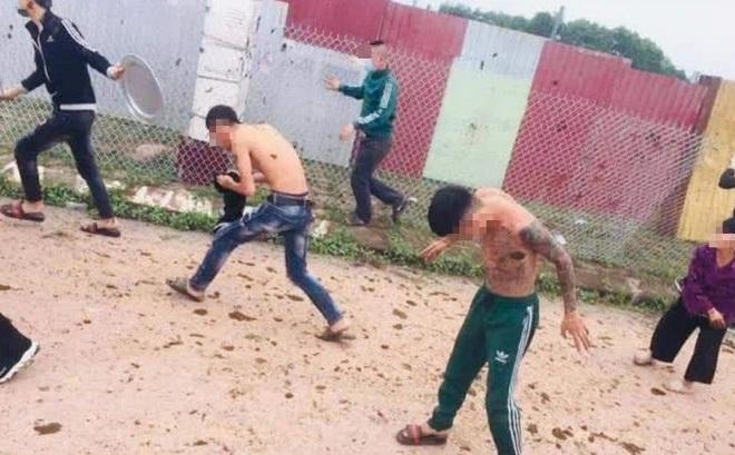 """Nam thanh niên bị xử phạt vì xuyên tạc """"công lý chỉ là nghệ sĩ hài"""" trong vụ ném phân trâu, bò ở Bắc Giang"""