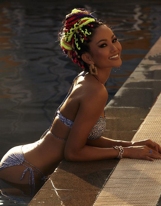 Sắc vóc cuốn hút, nóng bỏng tuổi 29 của hoa hậu HHen Niê - Ảnh 7.
