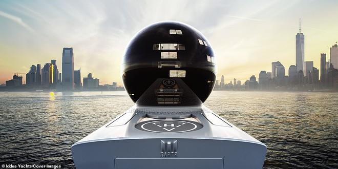 Pháo đài nổi Earth 300: Siêu du thuyền lớn nhất hành tinh sắp làm rung chuyển thế giới Superyacht - Ảnh 9.