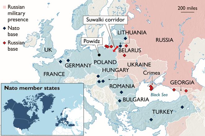 Chuyên gia: Mỹ đừng cố vượt các lằn ranh đỏ, ông Putin và TQ đang dùng phép thử quân sự? - Ảnh 2.