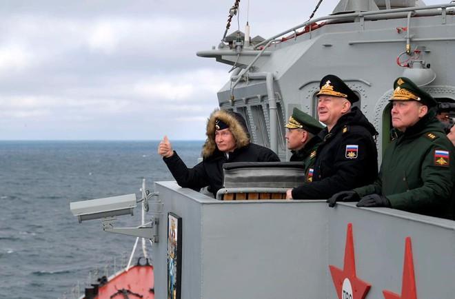 Chuyên gia: Mỹ đừng cố vượt các lằn ranh đỏ, ông Putin và TQ đang dùng phép thử quân sự? - Ảnh 3.