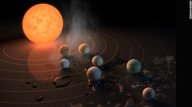 Phát hiện quan trọng về hạt mưa trên các hành tinh khác, hé mở chìa khóa sự sống ngoài Hệ Mặt Trời - Ảnh 1.