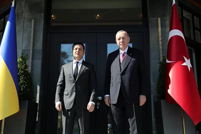 Trả mối hận Syria: Ván cờ Ukraine lần này Nga đánh thế nào với Thổ Nhĩ Kỳ? - Ảnh 1.