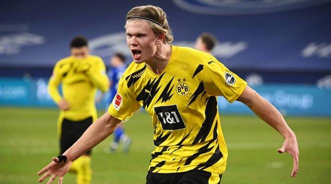 Bayern Munich tự tin sở hữu Erling Haaland với giá rẻ - Ảnh 1.
