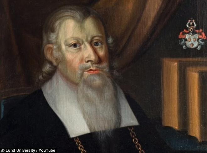 Bí ẩn bào thai giấu giữa 2 chân xác ướp vị giám mục ở thế kỷ 17 - Ảnh 4.