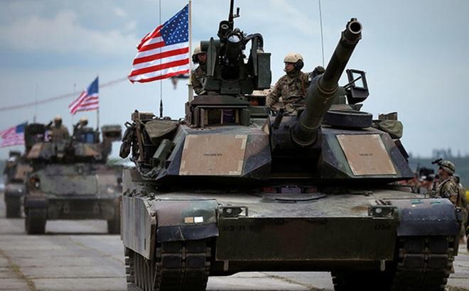 NATO đưa 40.000 quân, 15.000 khí tài áp sát biên giới Nga
