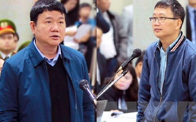 Trịnh Xuân Thanh kháng cáo, ông Đinh La Thăng chấp thuận bồi thường 200 tỉ đồng