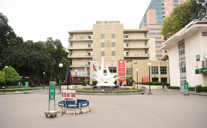 Vụ hơn 200 nhân viên, bác sĩ nghỉ việc: Vì sao bệnh nhân đến Bệnh viện Bạch Mai lại giảm đi?