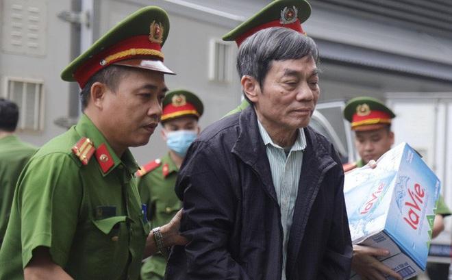 Nguyên chủ tịch Tổng công ty Thép Việt Nam bị đề nghị từ 6-7 năm tù