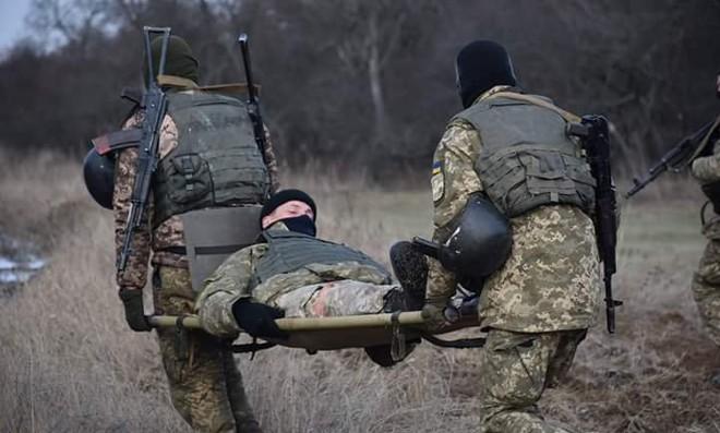 Bùng nổ xung đột Donbass thành chiến tranh Nga-Ukraine: Thương vong sẽ kinh hoàng ra sao? - Ảnh 9.