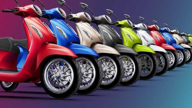 Lộ diện mẫu xe giá 30 triệu na ná Vespa, về Việt Nam có cửa đấu Honda Vison? - Ảnh 10.