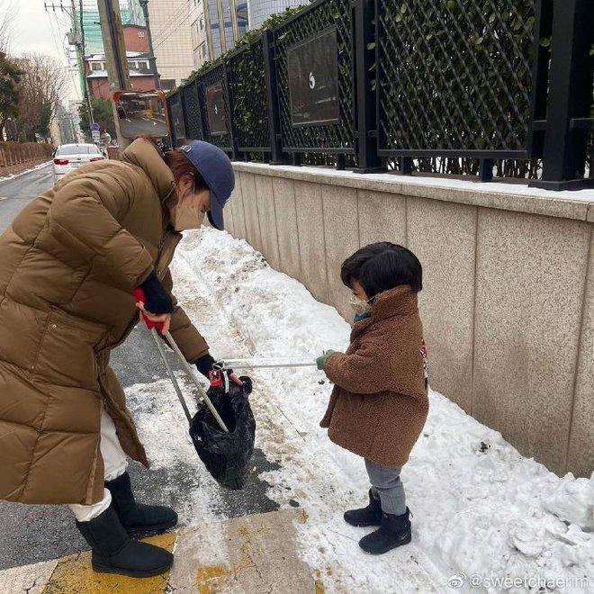 Nữ thần Chae Rim ở tuổi 42: Bỏ chồng về Hàn, một mình nuôi con, giã từ showbiz để kinh doanh - Ảnh 9.