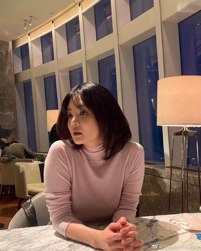 Nữ thần Chae Rim ở tuổi 42: Bỏ chồng về Hàn, một mình nuôi con, giã từ showbiz để kinh doanh - Ảnh 14.