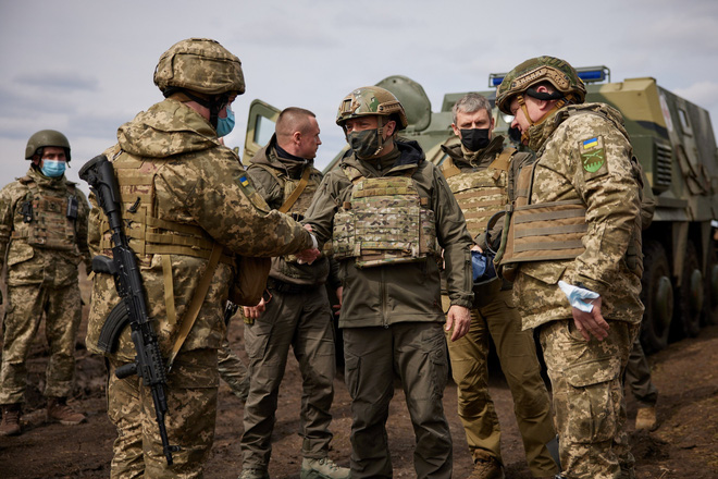 Nga ra cảnh bảo khẩn, đặc nhiệm Ukraine có thể đã xâm nhập Crimea: Kiev bắt đầu ra tay? - Ảnh 2.