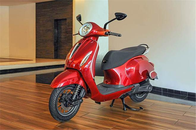 Lộ diện mẫu xe giá 30 triệu na ná Vespa, về Việt Nam có cửa đấu Honda Vison? - Ảnh 1.