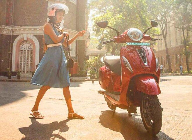 Đây là dòng xe điện hướng đến nhóm khách hàng là nữ giới và đang được kỳ vọng được đón nhận tại thị trường nội địa. (Nguồn ảnh: rushlane)