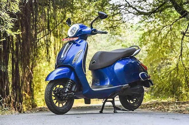 Lộ diện mẫu xe giá 30 triệu na ná Vespa, về Việt Nam có cửa đấu Honda Vison? - Ảnh 4.