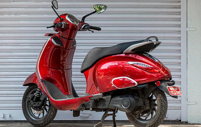 Lộ diện mẫu xe giá 30 triệu na ná Vespa, về Việt Nam có cửa đấu Honda Vison? - Ảnh 6.