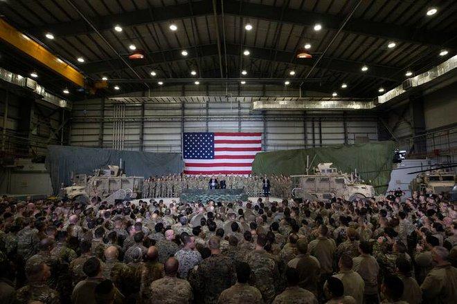 Nhìn lại toàn cảnh cuộc chiến đẫm máu dài nhất lịch sử Mỹ ở Afghanistan - Ảnh 33.
