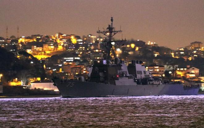 Tàu Israel bị tấn công, Tel Aviv phản ứng lạ - Nga vừa tuyên bố sẵn sàng chiến đấu, Mỹ lập tức rút chạy, bỏ rơi cả Thổ Nhĩ Kỳ? - Ảnh 1.