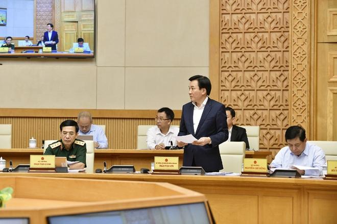 Chùm ảnh: Chính phủ họp triển khai công việc sau khi kiện toàn - Ảnh 4.
