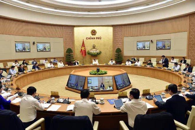 Chùm ảnh: Chính phủ họp triển khai công việc sau khi kiện toàn - Ảnh 9.