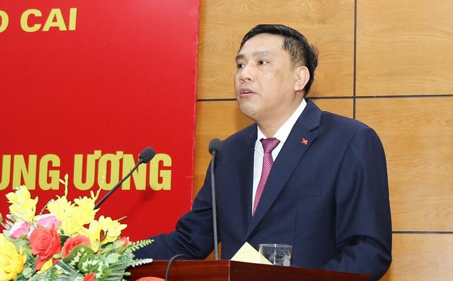 Ban Bí thư điều động ông Hoàng Giang giữ chức Phó Bí thư Tỉnh ủy