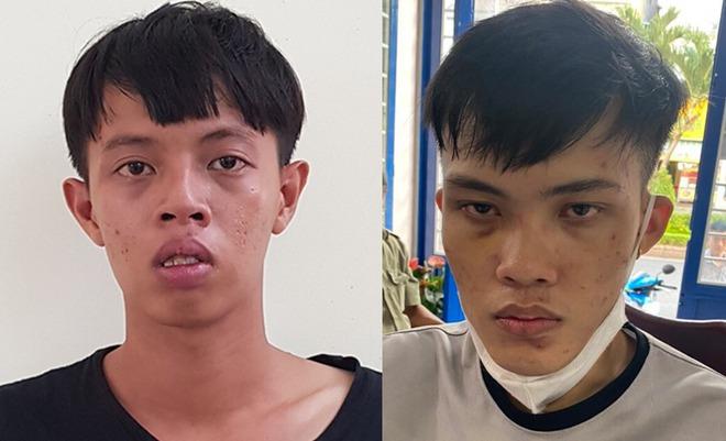 Cô gái sinh năm 1992 đi bộ ở Sài Gòn, bị 2 tên cướp giật phăng điện thoại, tiền - Ảnh 1.