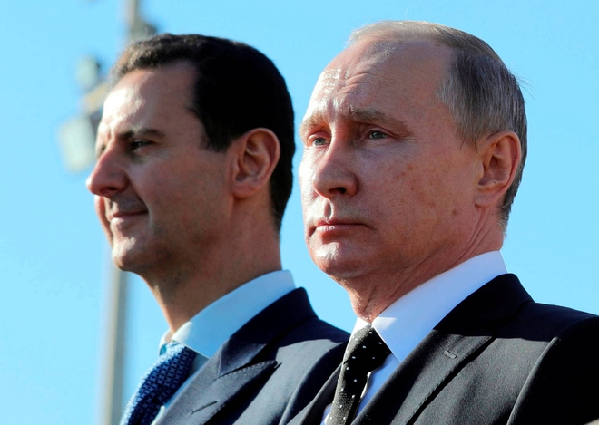Lá bài khôn ngoan và quyền lực mềm đưa Nga đến thành công ở Syria - Ảnh 2.