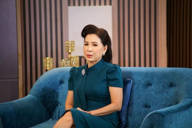 NSND Kim Xuân: Khi con trai và con dâu Thanh Phương đòi ra riêng, tôi sốc lắm - Ảnh 1.