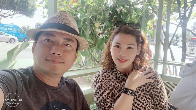 Động thái gây chú ý của diễn viên Kinh Quốc sau khi vợ đại gia bị bắt - Ảnh 3.