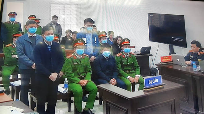 Những quyết định mới của Tòa án liên quan đến vụ án ông Nguyễn Đức Chung chiếm đoạt tài liệu mật - Ảnh 2.