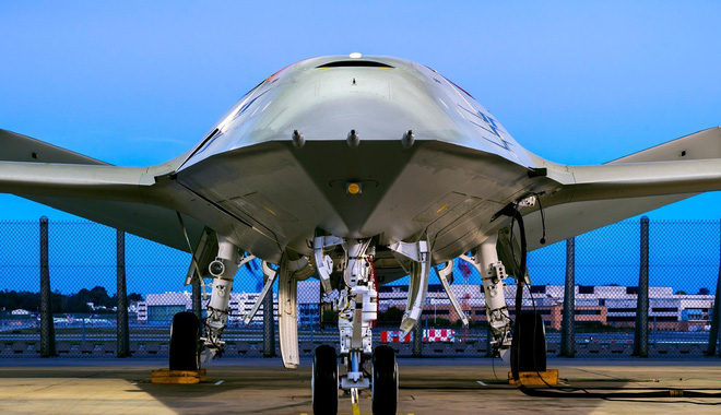 Tàu sân bay Mỹ sẽ như 'hổ mọc thêm cánh' khi có UAV MQ-25 - Ảnh 2.