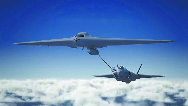 Tàu sân bay Mỹ sẽ như 'hổ mọc thêm cánh' khi có UAV MQ-25 - Ảnh 4.