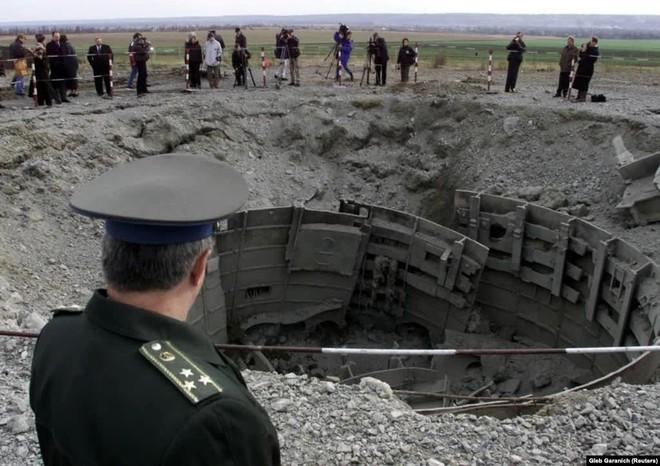 Tính chống Nga đến cùng, Ukraine dọa phát triển VKHN nếu không vào được NATO: Khoác lác? - Ảnh 8.