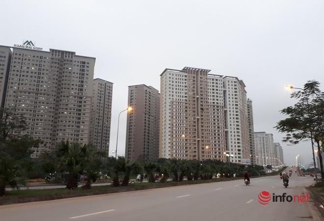 Thanh tra Xây dựng chỉ loạt vi phạm của chủ đầu tư tại chung cư Xuân Mai Complex - Ảnh 1.
