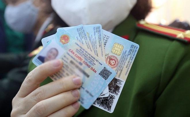 Sắp tới, thẻ căn cước công dân gắn chíp có thể thay thế những giấy tờ nào?