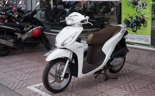 Giá Honda Vision chạm ngưỡng khó tin, phiên bản nào đang bán rẻ nhất?